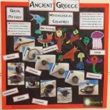 Ancient Greece Display Polaris